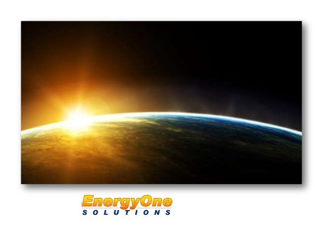 EnergyOne powerpoint