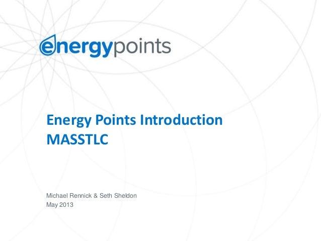 Energy points for masstlc edit