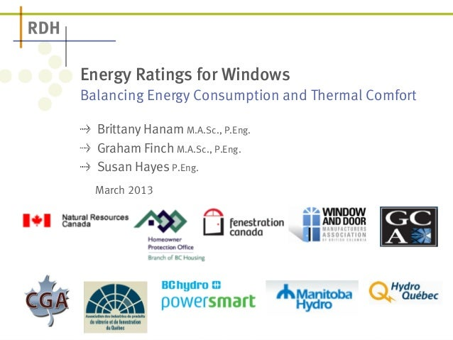 Energy ratings for windows balancing energy consumption for Energy ratings for windows