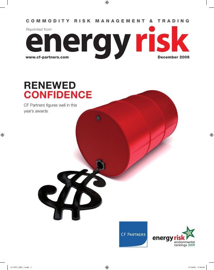 Energy Risk Survey Dec09