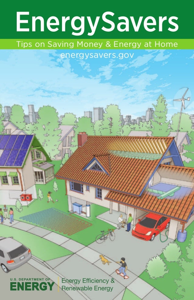EnergySavers Tips on Saving Money & Energy at Home  energysavers.gov