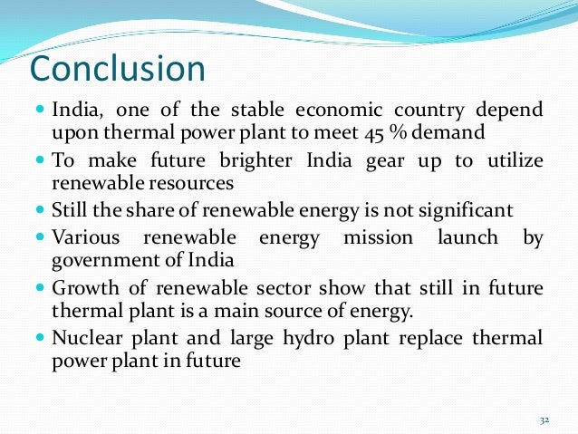 conclusion for indian economy