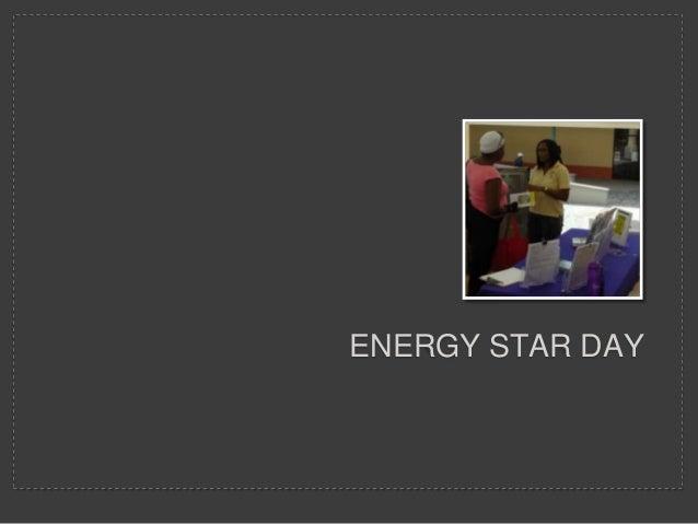 Energy Star Day Virgin Islands
