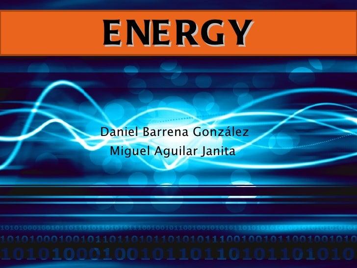 Energy tecno