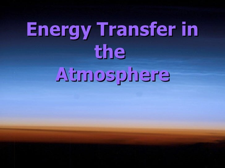... (18) Gallery Images For Heat Transfer In The Atmosphere Worksheet