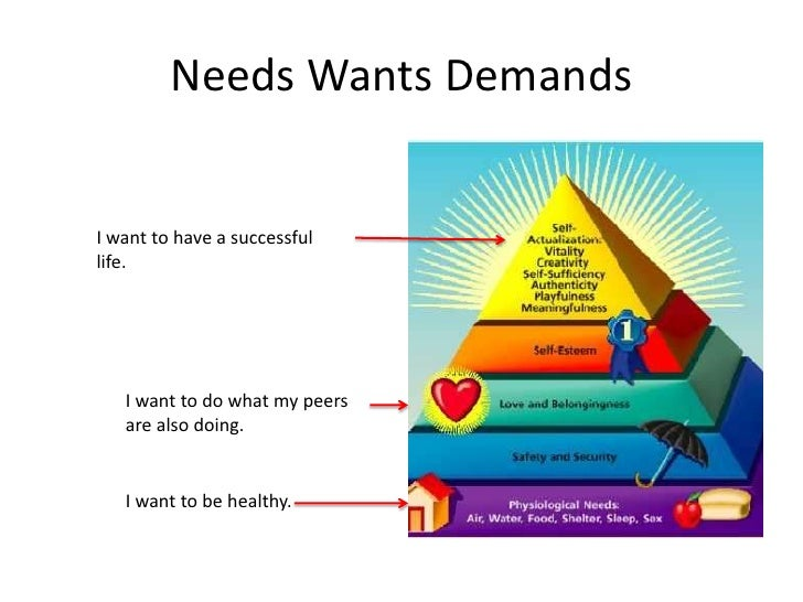 needs and wants analysis Unesco – eolss sample chapters human resources and their development – vol i – needs assessment in human resource development - nancy o berger.