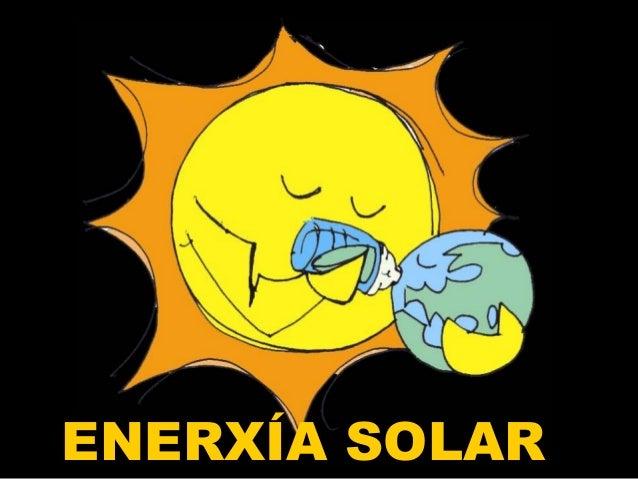 ENERXÍA SOLAR