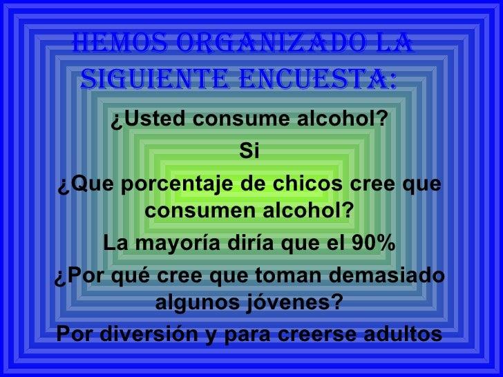 El alcoholismo el tratamiento las revocaciones