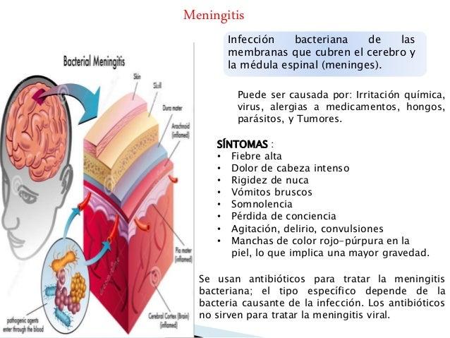 Enfermedades del sistema nervioso: Central Autonomo y