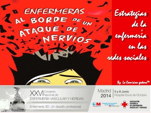 Enfermeras al borde de un ataque en XXVI Congreso Nacional de AEEVH