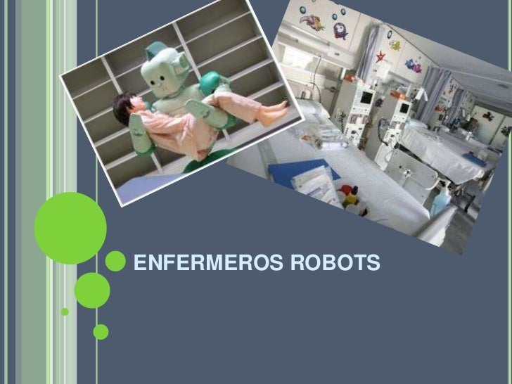 ENFERMEROS ROBOTS