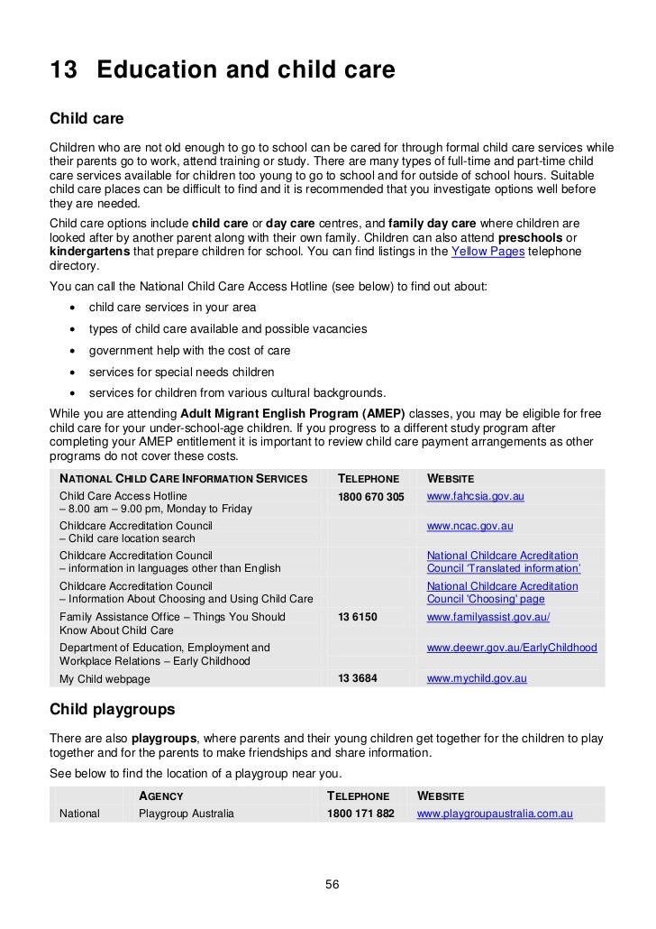 centrelink separation employment form