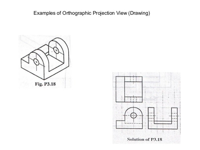 Basic Engineering Drawing Basic Mechanical Engineering