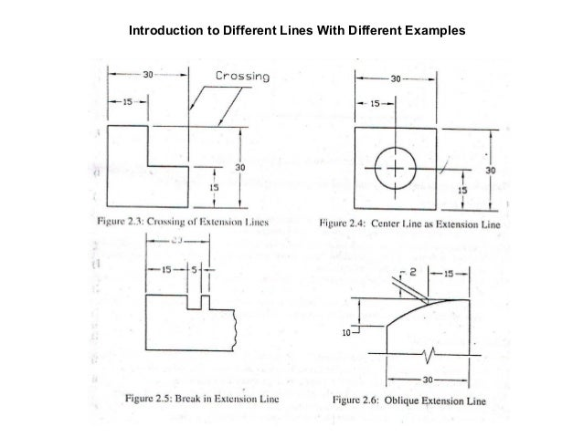 Basic Mechanical Engineering Drawing on orthographic projection of basics