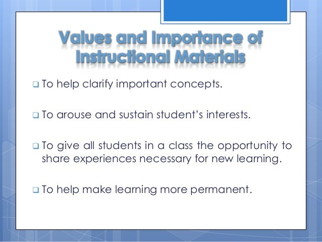 thesis for preparation of instructional materials The preparation of instructional materials for orientation of grade viii the preparation of instructional materials for orientation masters thesis.
