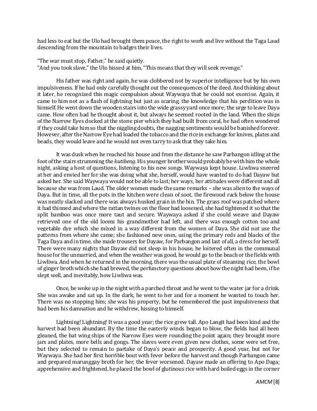essay of famous filipino author 10 filipino short stories for philipine literature with themes we studied ten short stories written by filipino authors for our philippine literature course.