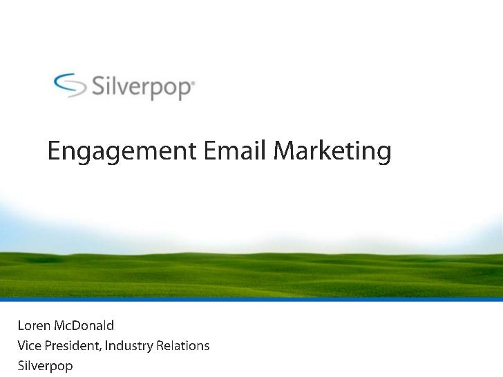 Email Marketing                                       is not                                   Dead      US Attendee: (641...