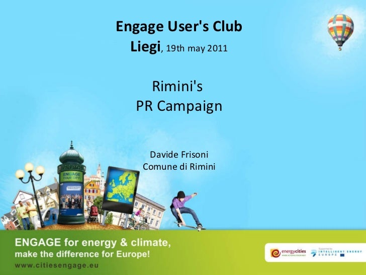 Progetto Engage