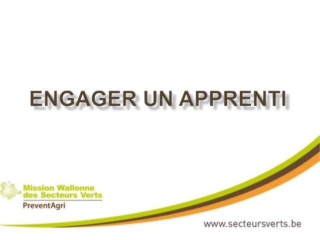 Formation continue des ouvriers du secteur  Outplacement  PreventAgri  Contrat d'apprentissage industriel (CAI)