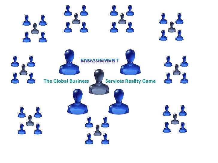 The Global Business   Services Reality Game