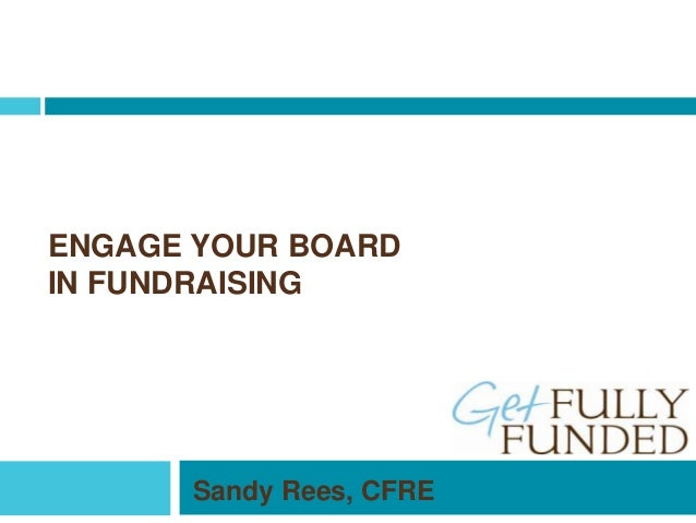 Engage Your Board: How to Get Your Nonprofit Board on board
