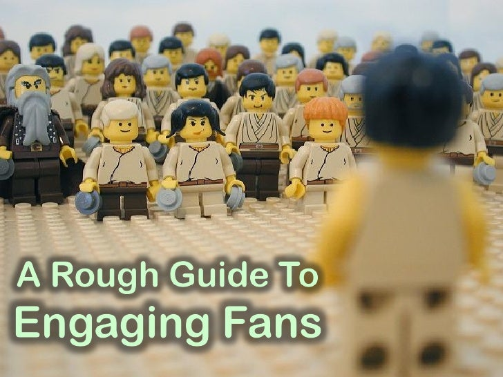 Engaging fans (Face)