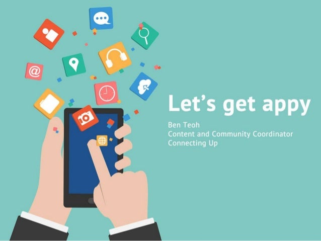 Let's get appy! Engaging mobile audiences through mobile apps