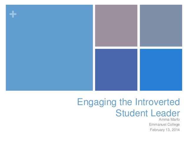 Engaging the Introverted Student Leader   NASPA SLPKC Webinar