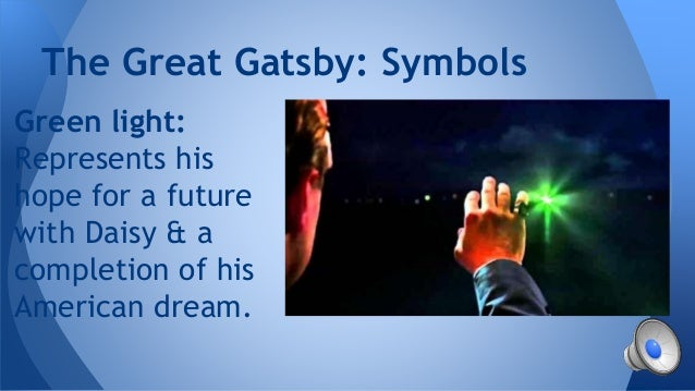 the symbolism in the great gatsby