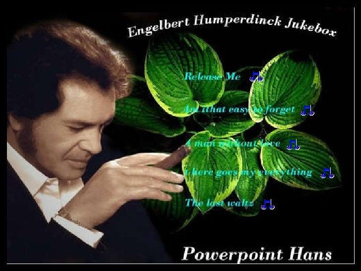 Engelbert Humperdinck Jukebox