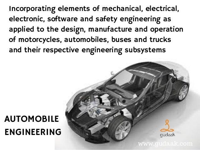 Different types of engineering?