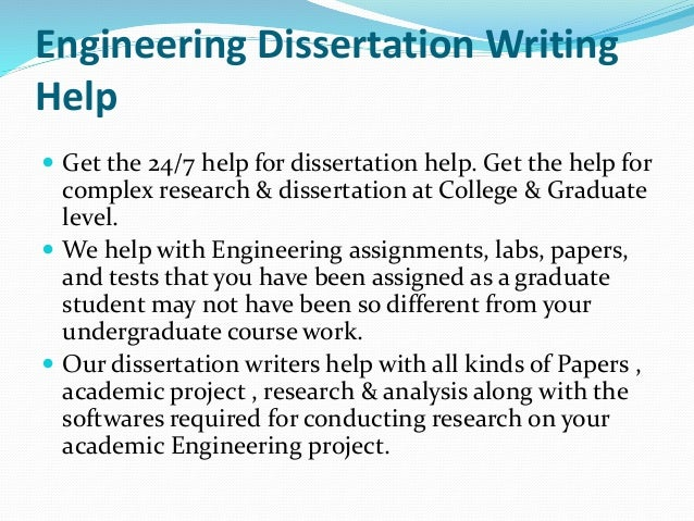 engineering phd thesis writing Are you browsing for the best dissertation writing service we only hire american writers and can take care of the whole document or a single chapter.