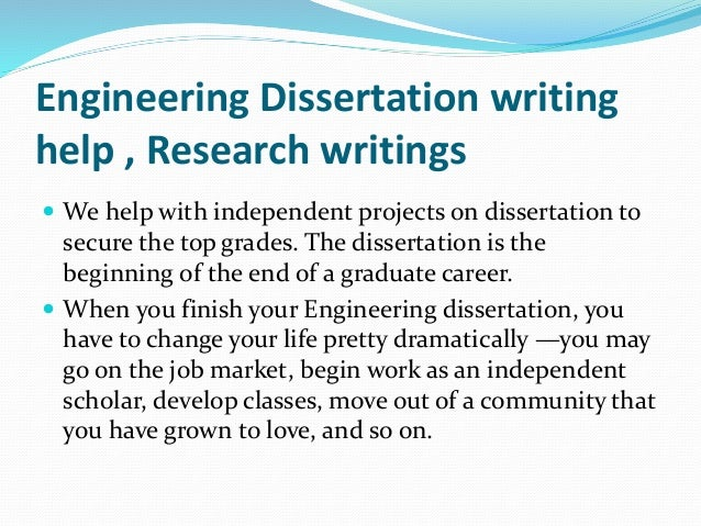 thesis and dissertation help Thesis-dissertation writing services offers the best thesis and dissertations writing services we have professional & experienced writers.