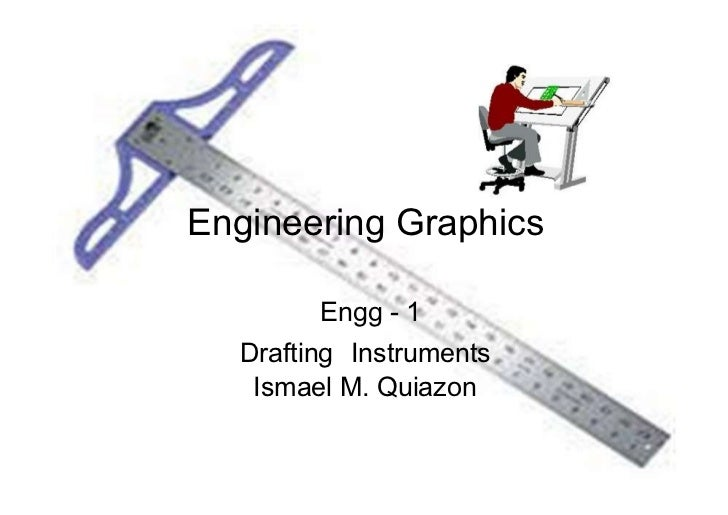 Basic Engineering Drawing Engineering Graphics Engg 1
