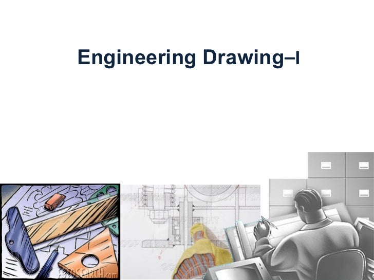 Engineering Drawing on orthographic projection of basics