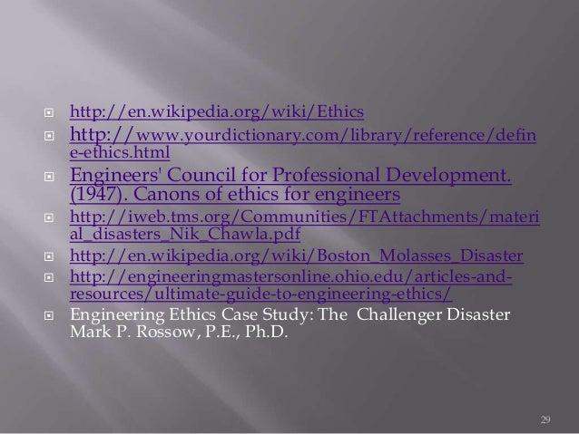 engineering disaster case studies
