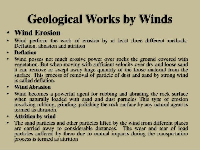 Geological Works by Wi...
