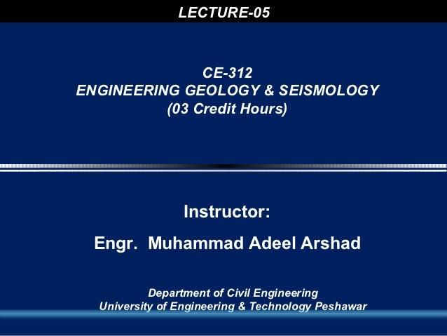 Engineering geology, building stones
