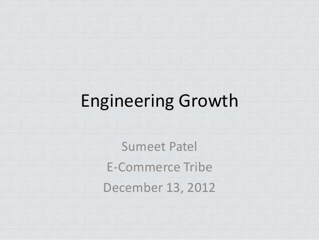 Engineering Growth Hacks for Startups