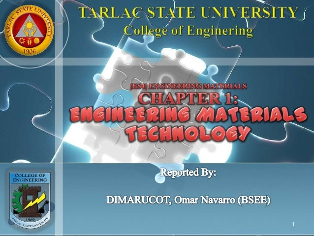 ENGINEERING MATERIALS TECHNOLOGY