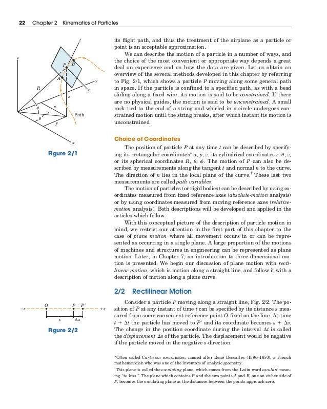 Engineering mechanics dynamics (7th edition) j. l. meriam, l. g. kr…