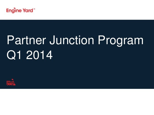 Engine Yard Partner Program 2014