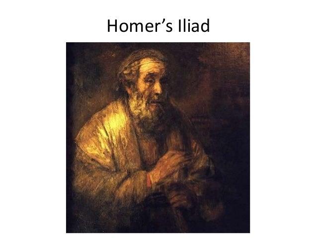 ENGL220 Iliad Books I-IV