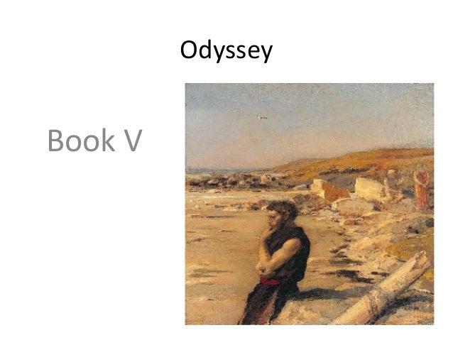 Odyssey Book V