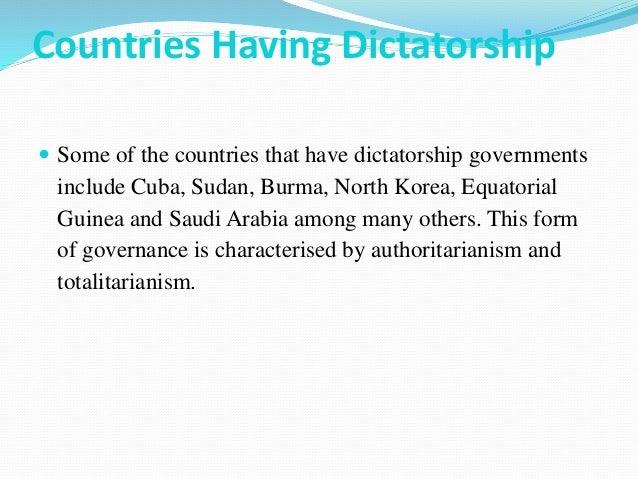 dictatorship democracy and dev Is a good dictatorship better than a corrupt democracy is a good dictatorship better than a corrupt democracy dictatorship, democracy and development by.