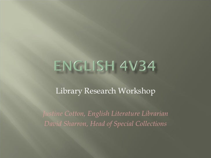 English 4 V34