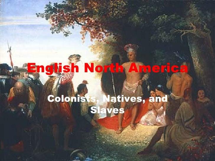 English North America 1-17-2007
