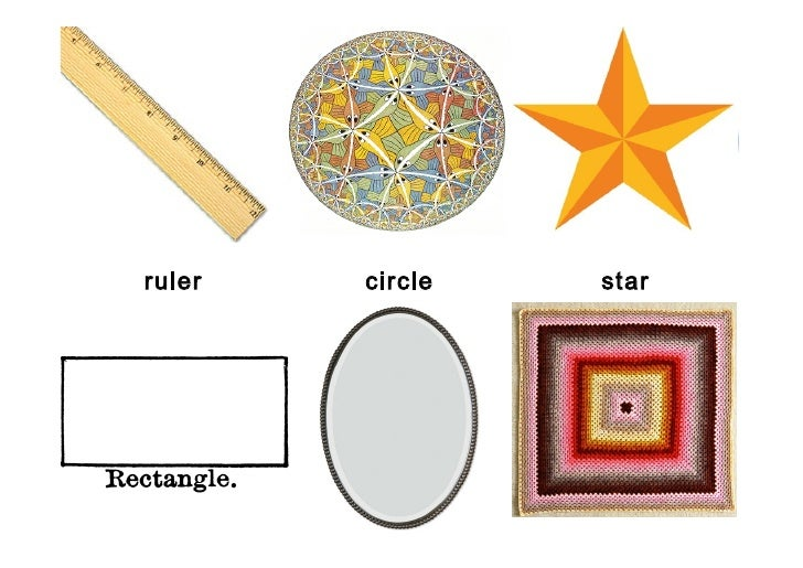 ruler   circle   star