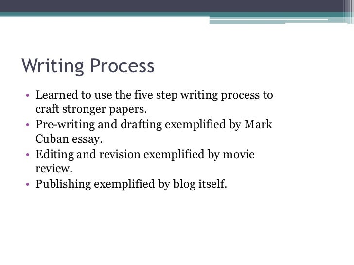 short essay communication process While most owl resources recommend a longer writing process these exam essays can be no less important pieces of prepare and write essays for exams.