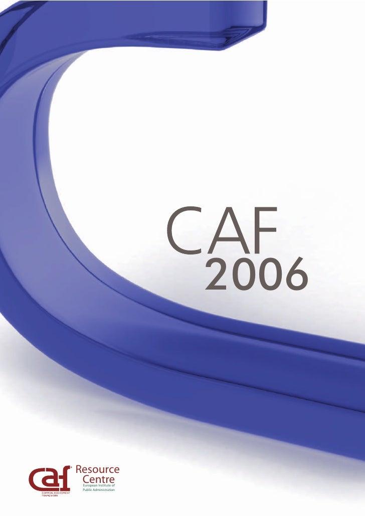 2006    Resource  Centre  European Institute of  Public Administration